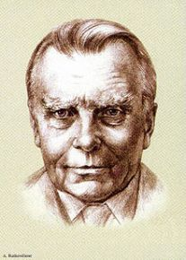 Czeslaw Milosz Photo Courtesy: Wikipedia